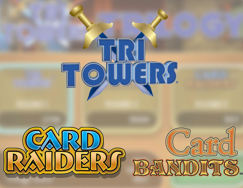 Tri Towers Trilogy