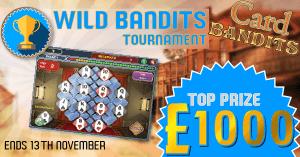 wild bandits tournament social